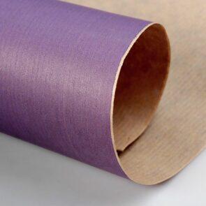 Крафт бумага, фиолетовая
