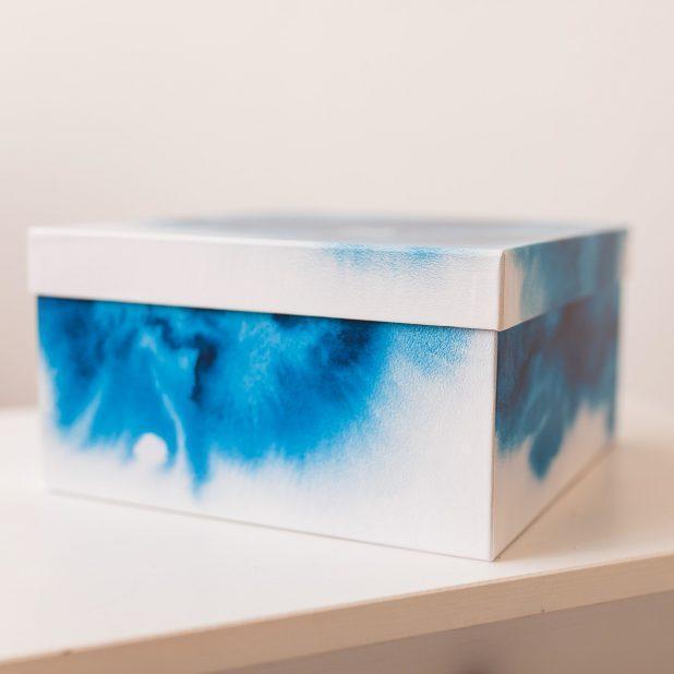 """Коробка """"воздух"""", 22 см"""