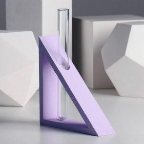 Ваза Треугольник, 16 х 16 см