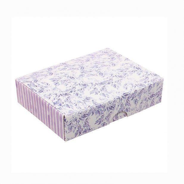 Складная коробка счастье греет, 21 х 15 х 5 см