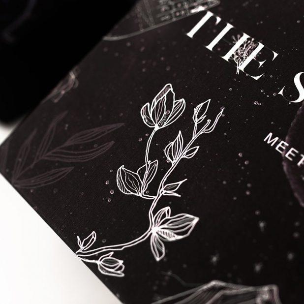 Коробка the starry sky, 19 см