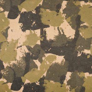 Бумага упаковочная крафтовая «Хаки», 50 × 70 см