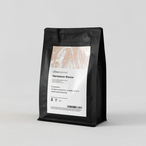 Lemocoffee гватемала фэнси, 250гр