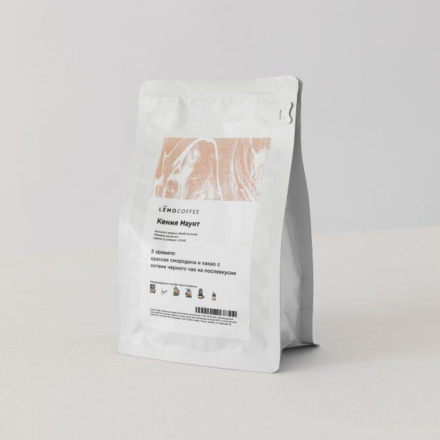 Lemocoffee кения маунт, 250гр