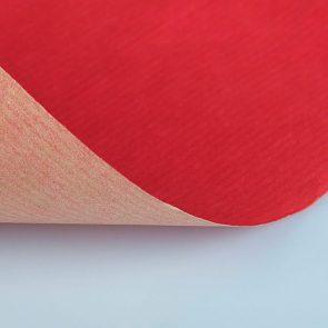 Крафт бумага Красная